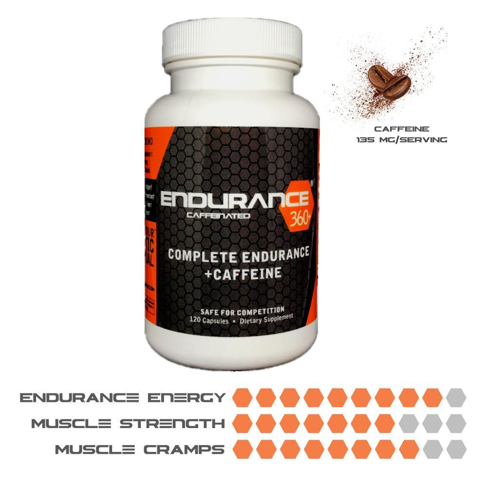 Endurance360® Sports Supplements Endurance360® Caffeinated