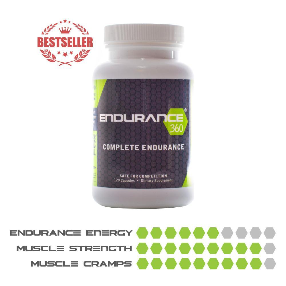 Endurance360® Sports Supplements Endurance360® Complete