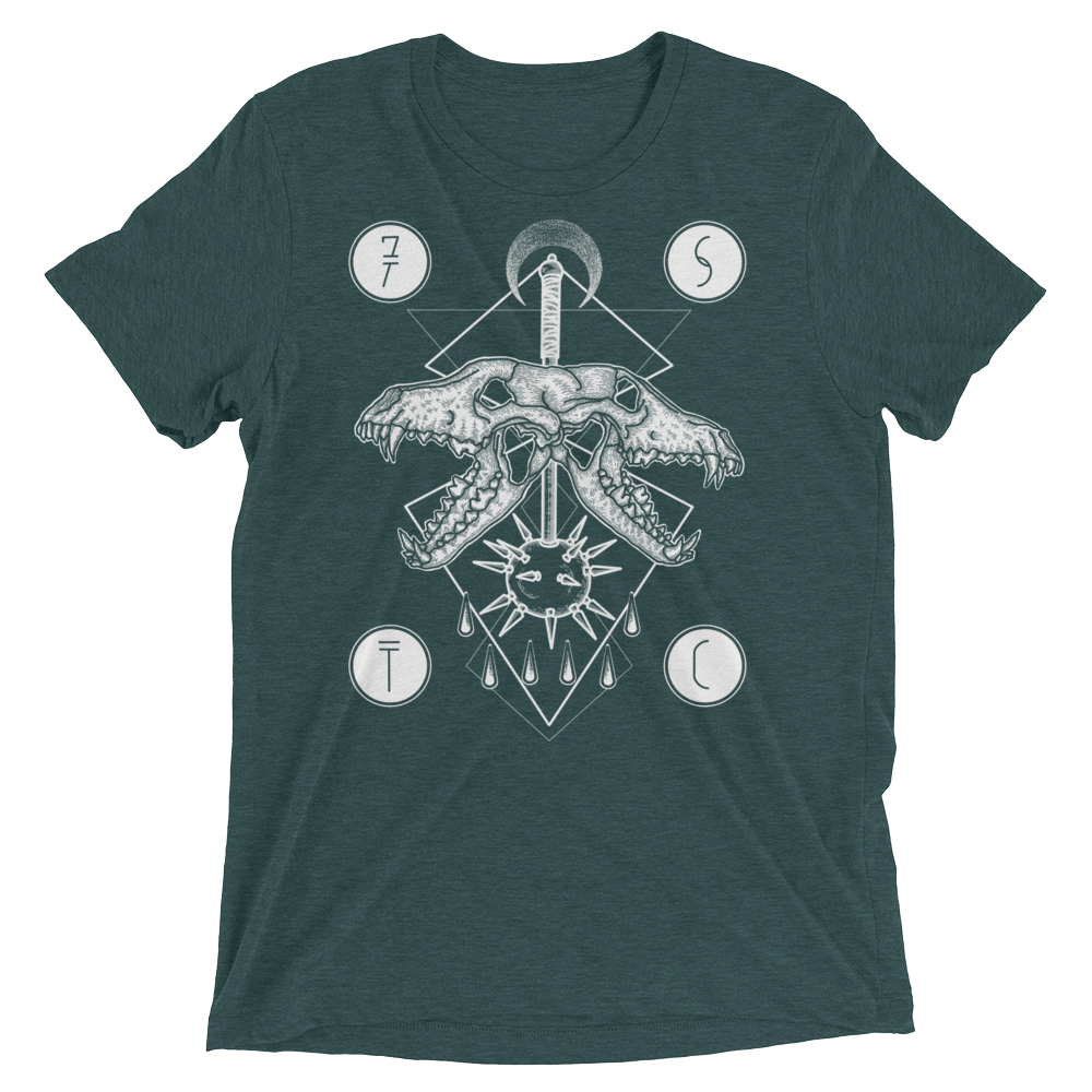 Mace Of Spades mens t-shirt