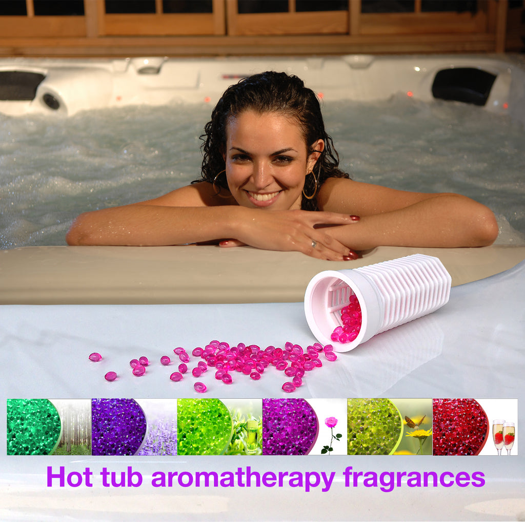 Experiencing Aromatherapy in your Hot Tub