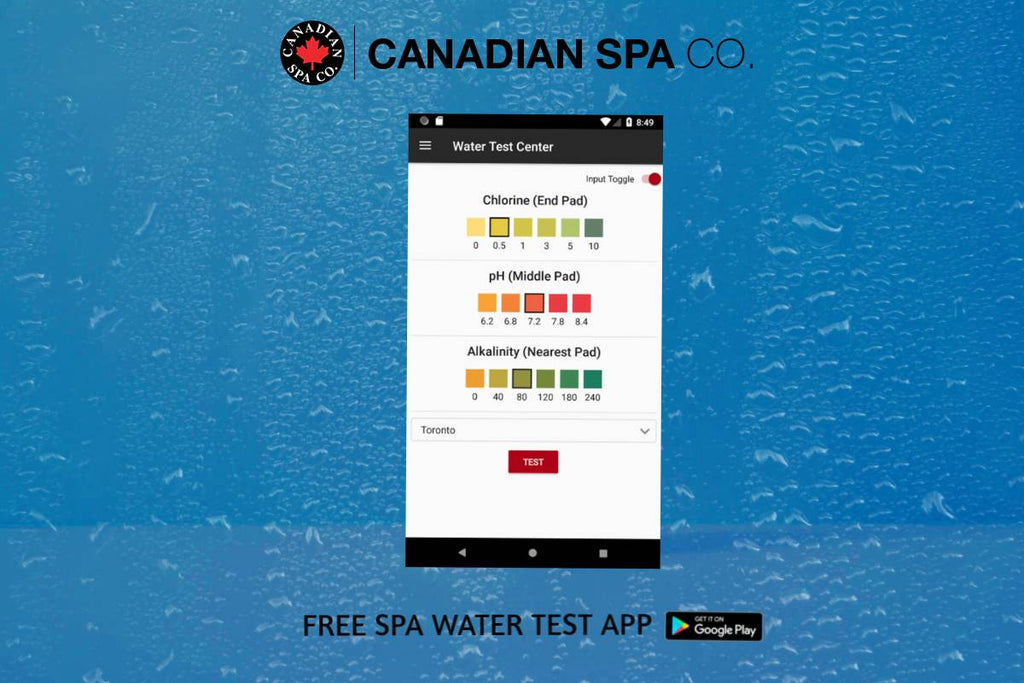 Why you shouldn't miss out on our Water Test App