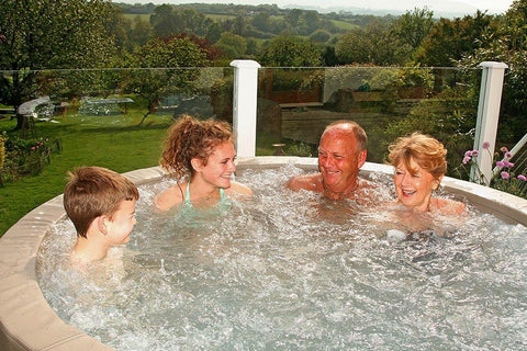 Portable Hot Tubs & Accessories