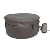 Grand Rapids Inflatable 125-Jet 4-Person Hot Tub