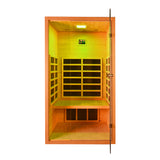 Ex Display - Jasper 2-Person FAR Infrared Sauna - 12 Month Warranty