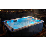 13ft Swim Spa 15HP-Jet, 3-Person - XSport