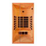 Jasper 1-2 Person Far Infrared Sauna