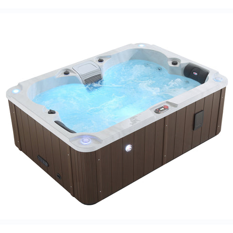 Kelowna 21-jet 4-Person Hot Tub