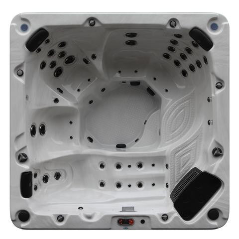 Niagara 60-Jet 6-7 Person Hot Tub