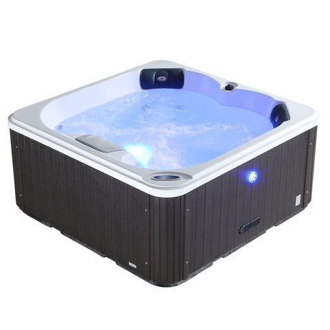 Saskatoon 12-Jet 4-Person Hot Tub