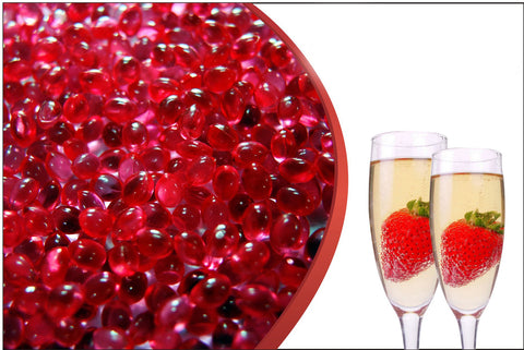 Strawberry Champagne- Hot Tub Aromatherapy Spa Fragrances - Aroma Therapy Beads - Scented Cartridges