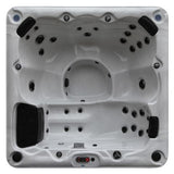 Winnipeg 35-Jet 5-6 Person Hot Tub