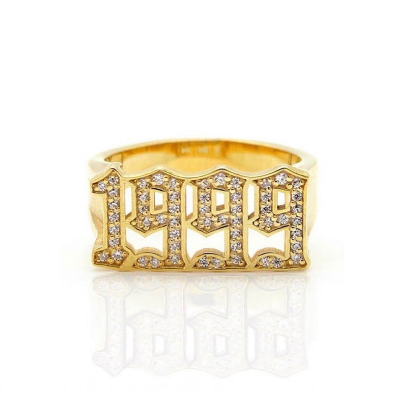 KYLIE CUSTOM YEAR RING