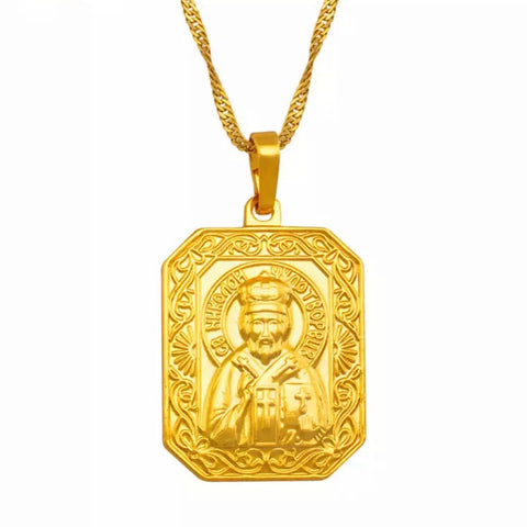 SAINT NICHOLAS NECKLACE