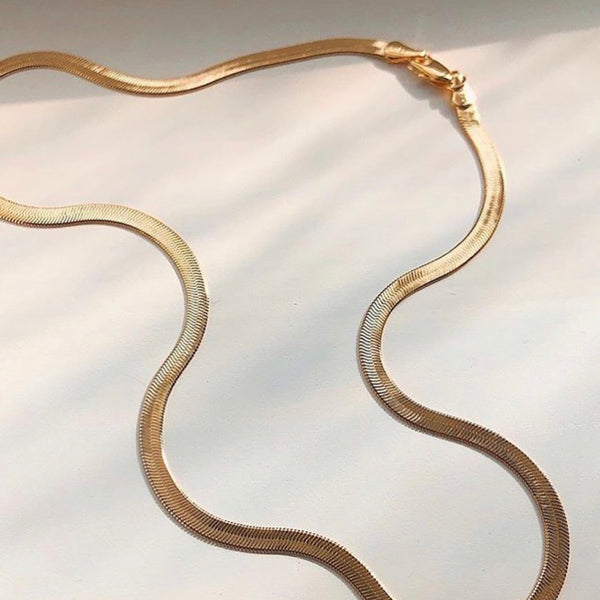 REMI HERRINGBONE CHAIN