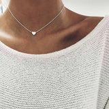 LEXI MINI HEART NECKLACE