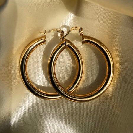 GREER KEY EARRING