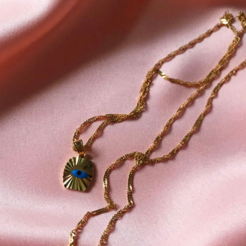 ROMEE EVIL EYE NECKLACE