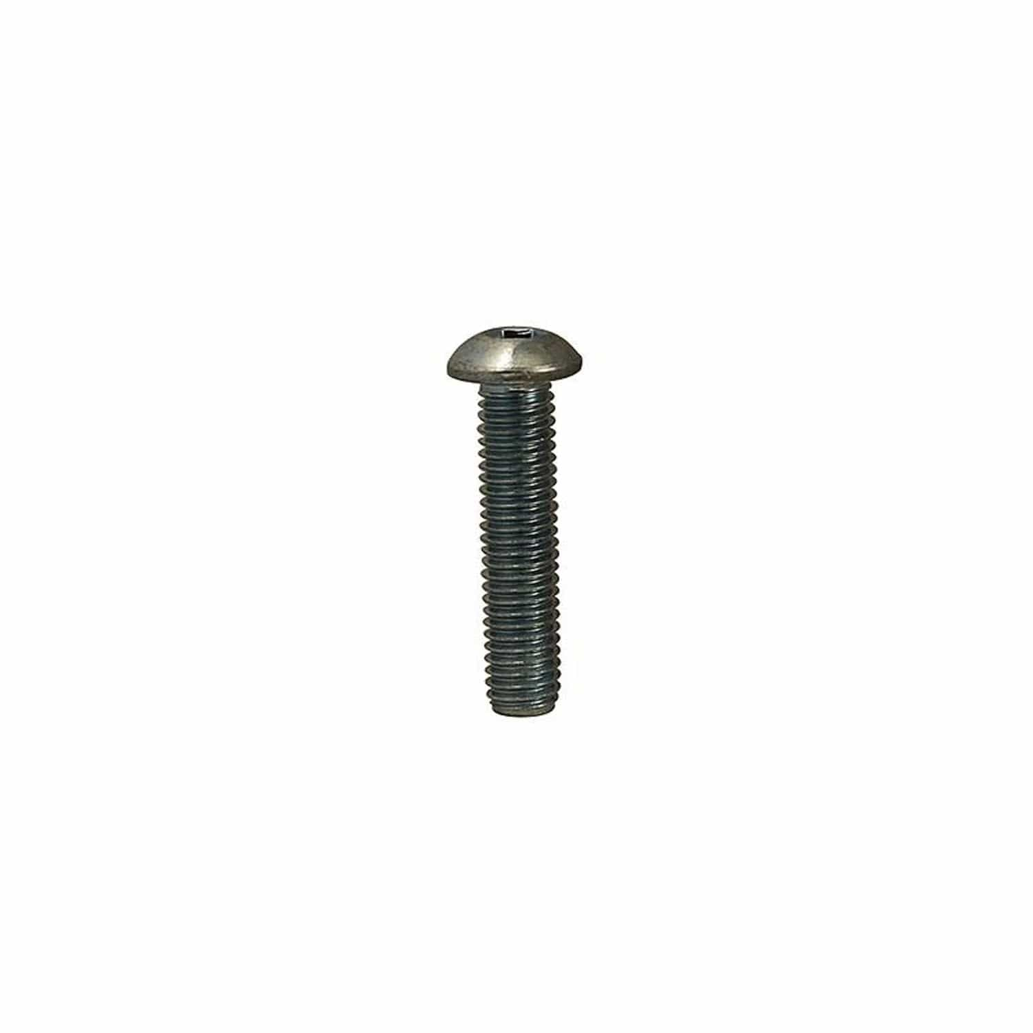 Button Head Socket Cap  M6-1.0 X 30 S/S (shift pedals) - Woodcraft Technologies - Motorcycle Parts