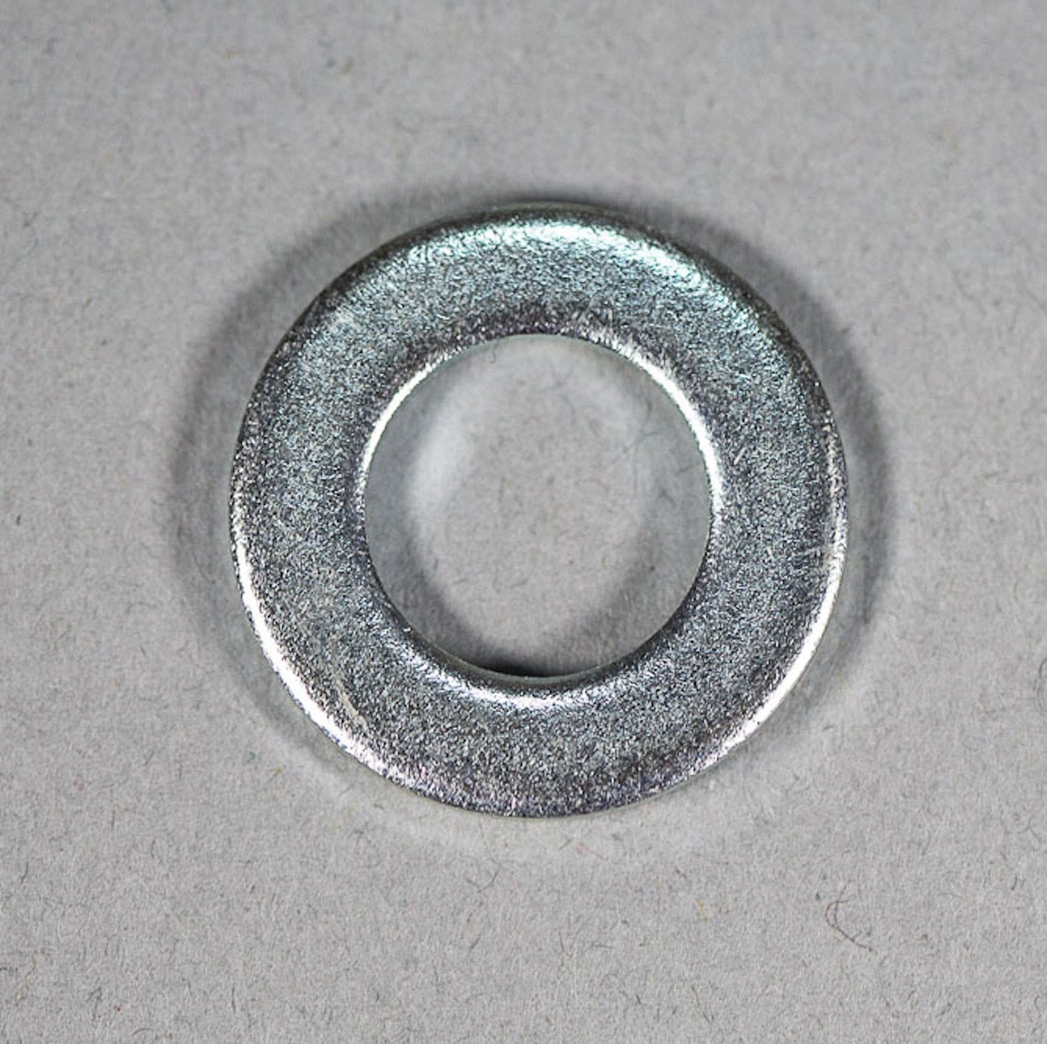 Flat Stainless Steel Washer .375 x.875x.065 - Woodcraft Technologies - Motorcycle Parts