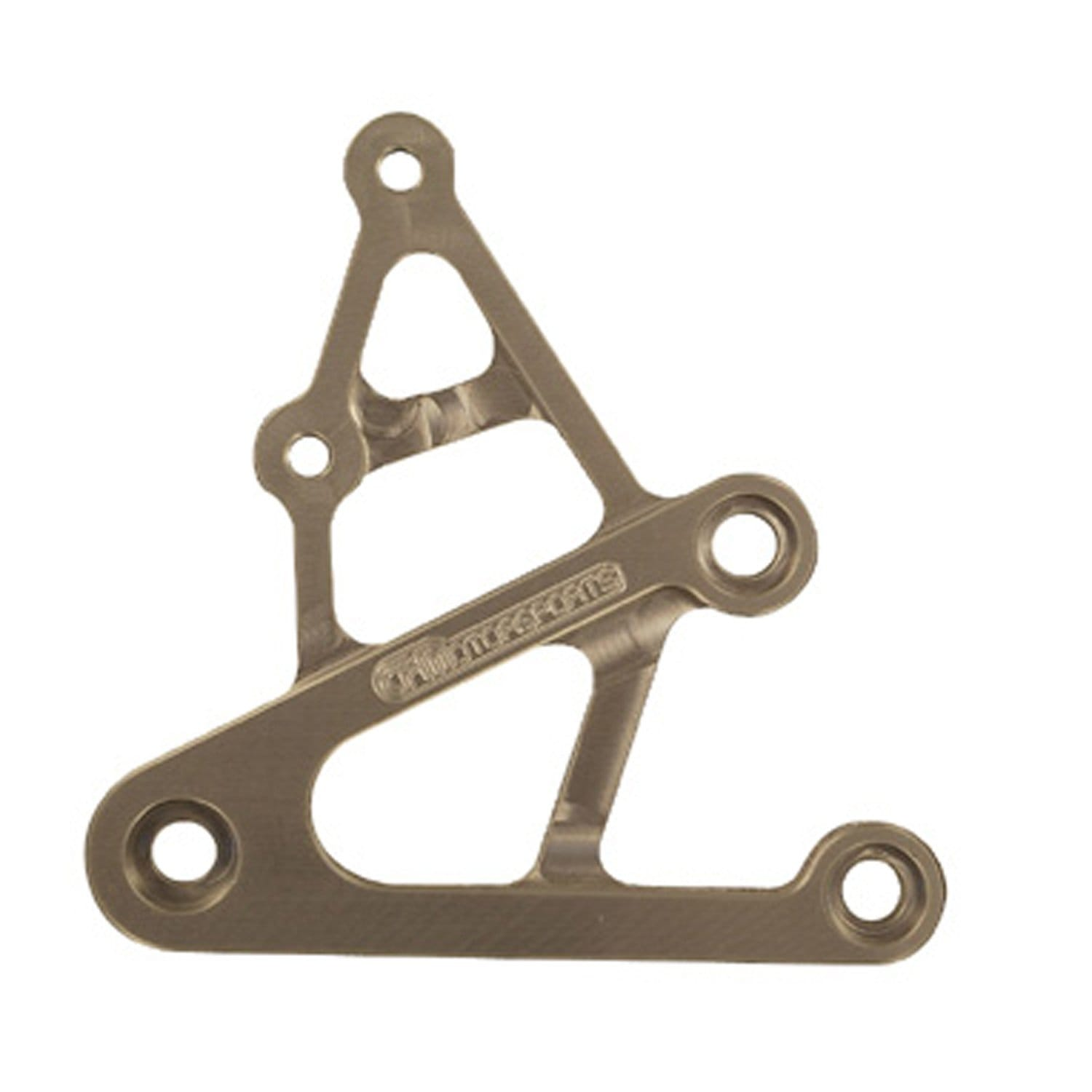 05-0110R Kaw ZX6 '98-02, ZX9 '98-03, ZZR600 '05-08 RHS Bracket - Woodcraft Technologies - Motorcycle Parts