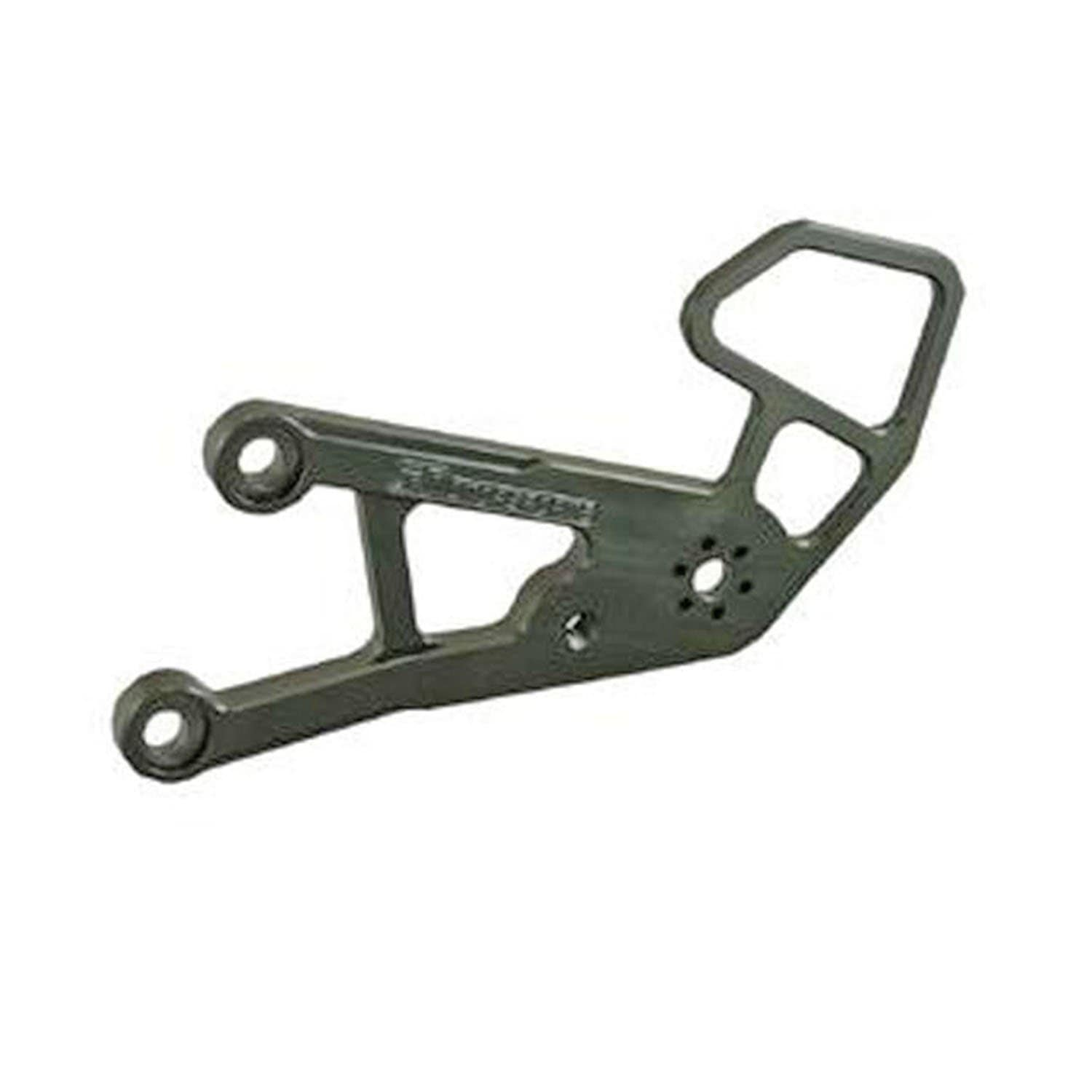 05-0147L Kaw ZX6/636 '07-08 Bracket LHS, Black - Woodcraft Technologies - Motorcycle Parts