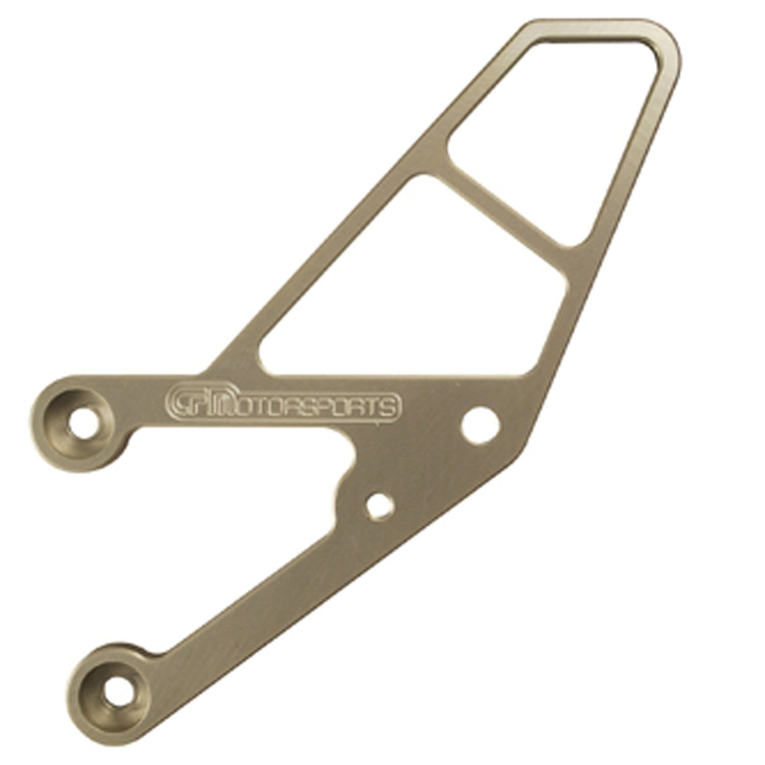 05-0320L Hon Hawk LHS Bracket - Woodcraft Technologies - Motorcycle Parts