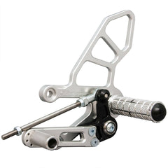 05-0743B 2017-18 Aprilia RSV4/Tuono GP Shift Complete Rearset - Woodcraft Technologies - Motorcycle Parts