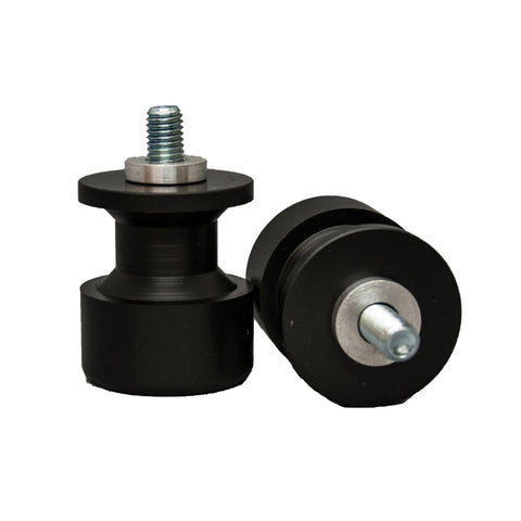8mm Swingarm Plastic Spool Sliders - Std