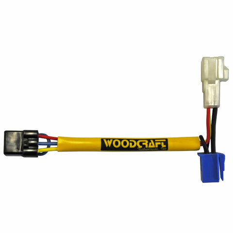 43-0203 Suzuki GSX-R600/750 Keyswitch Elimination Harness Assembly - Woodcraft Technologies - Motorcycle Parts