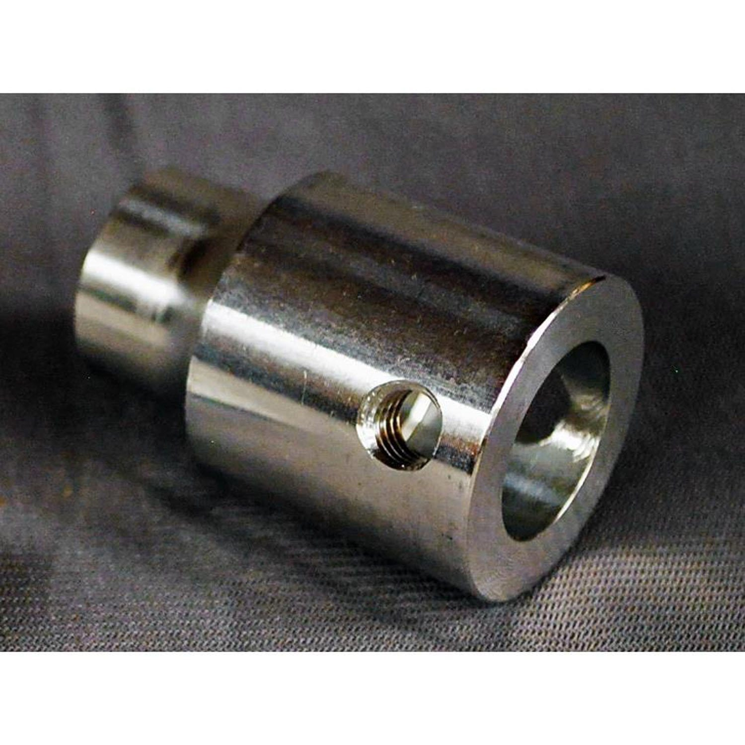 GSXR600/750 (06-09) Left Frame Slider Base (no bolts/puck) - Woodcraft Technologies - Motorcycle Parts