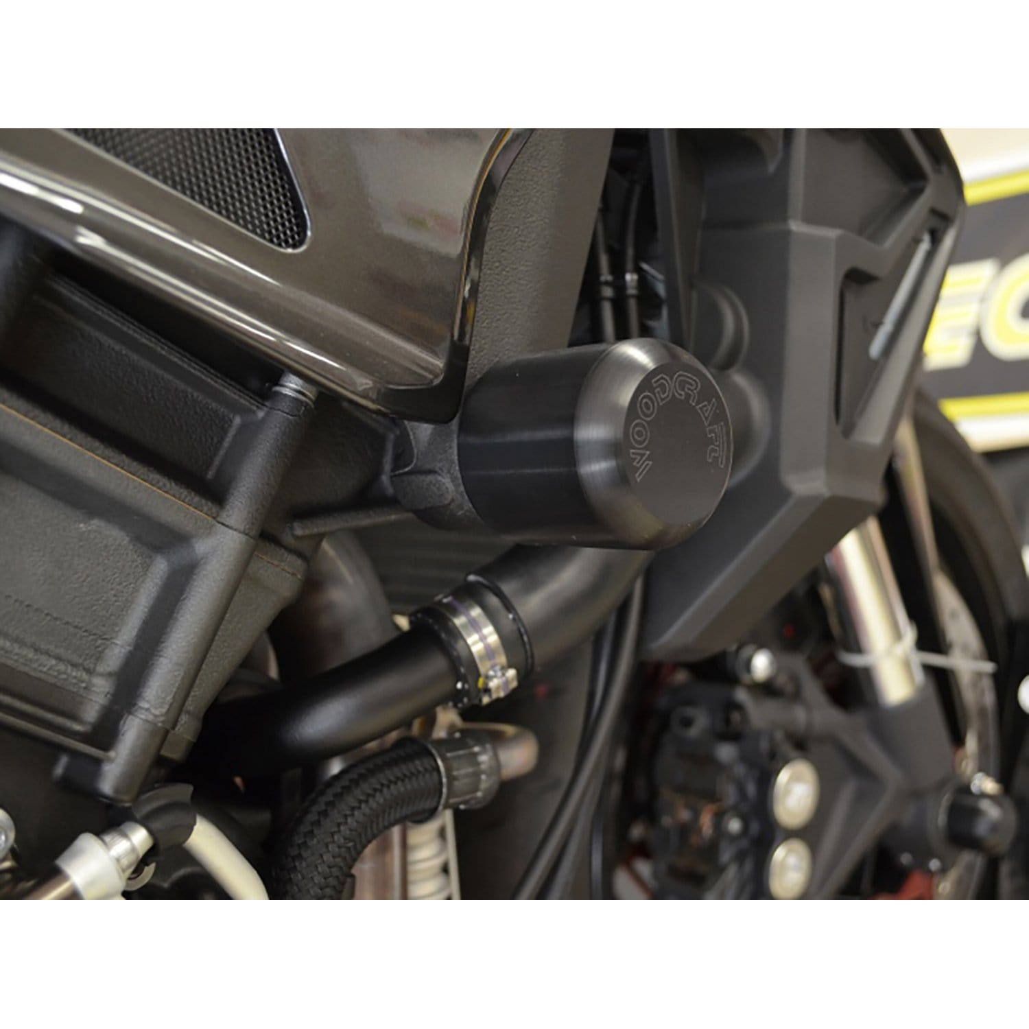 50-0416 Yamaha FZ10 MT10 2017-20 Frame Slider Kit