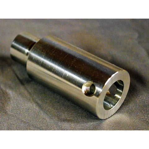 Yamaha YZF R1 ('04-06) LHS Slider Base (no bolts/puck) - Woodcraft Technologies - Motorcycle Parts