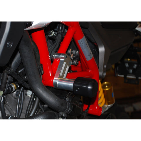 50-0652 Ducati Hypermotard 821 2013-15 Frame Slider Kit