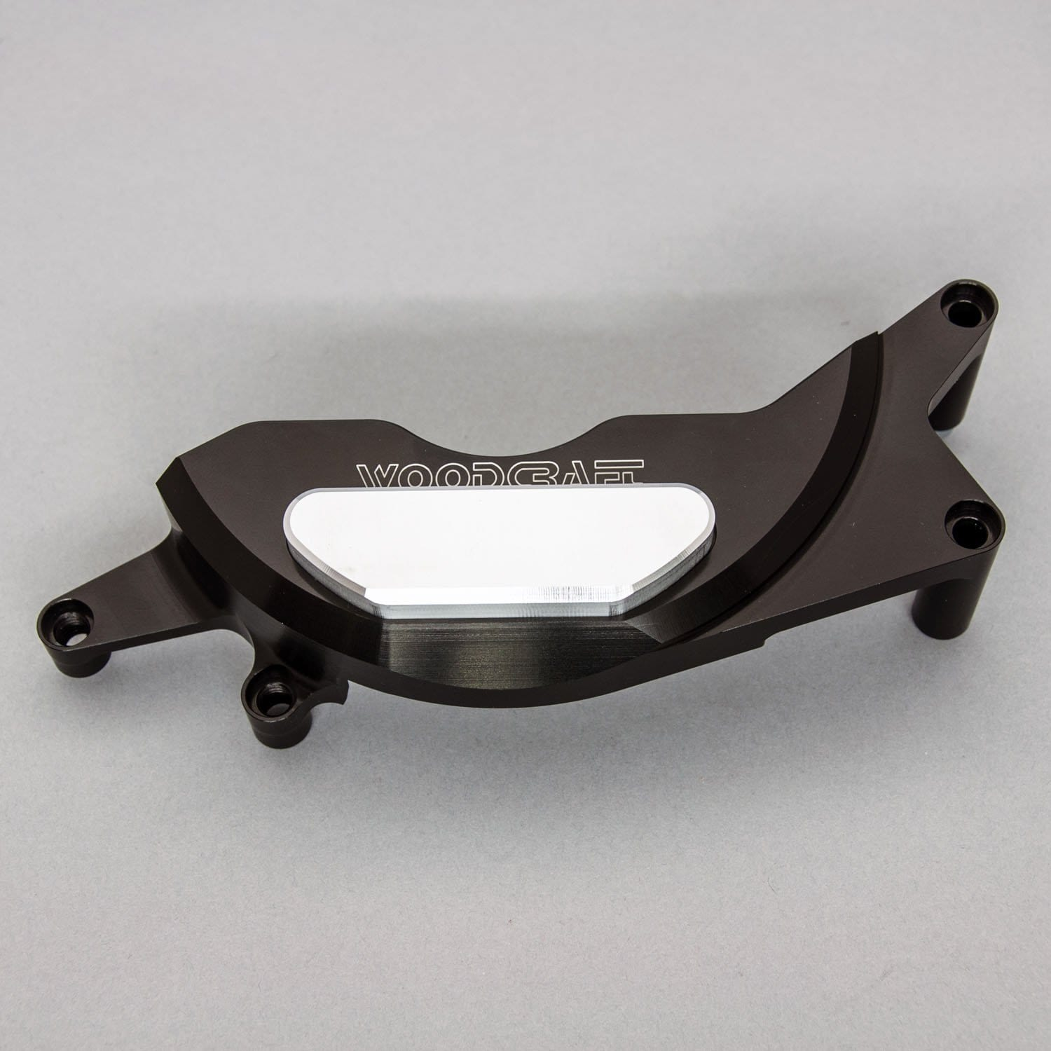 60-0144LC Kawasaki Ninja 400 LHS Stator Cover Protector Assembly - Woodcraft Technologies - Motorcycle Parts