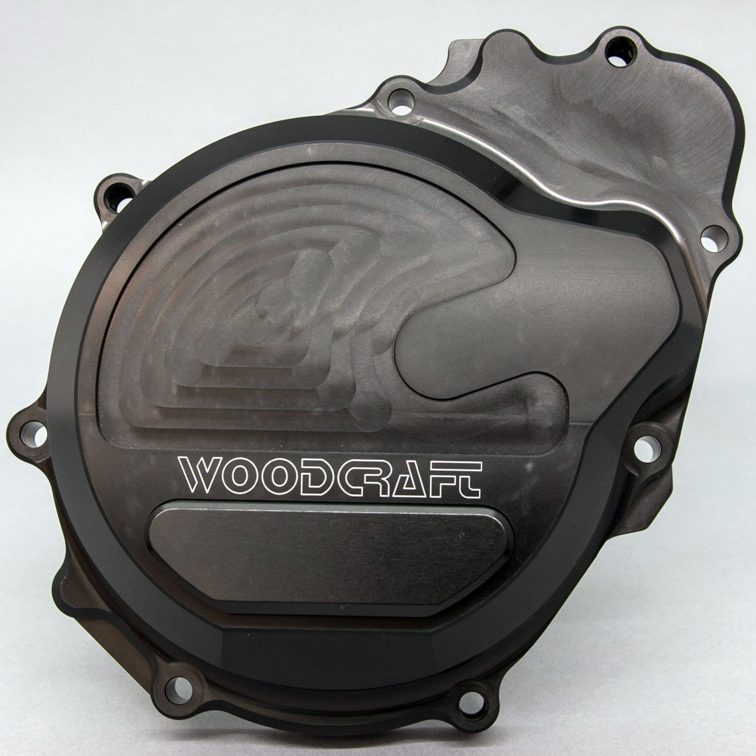 60-0145LB Kawasaki ZX6R/636 LHS Stator Cover - Assembly - Woodcraft Technologies - Motorcycle Parts