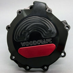 60-0165LB Kawasaki ZX10R LHS Stator Cover - Assembly - Woodcraft Technologies - Motorcycle Parts