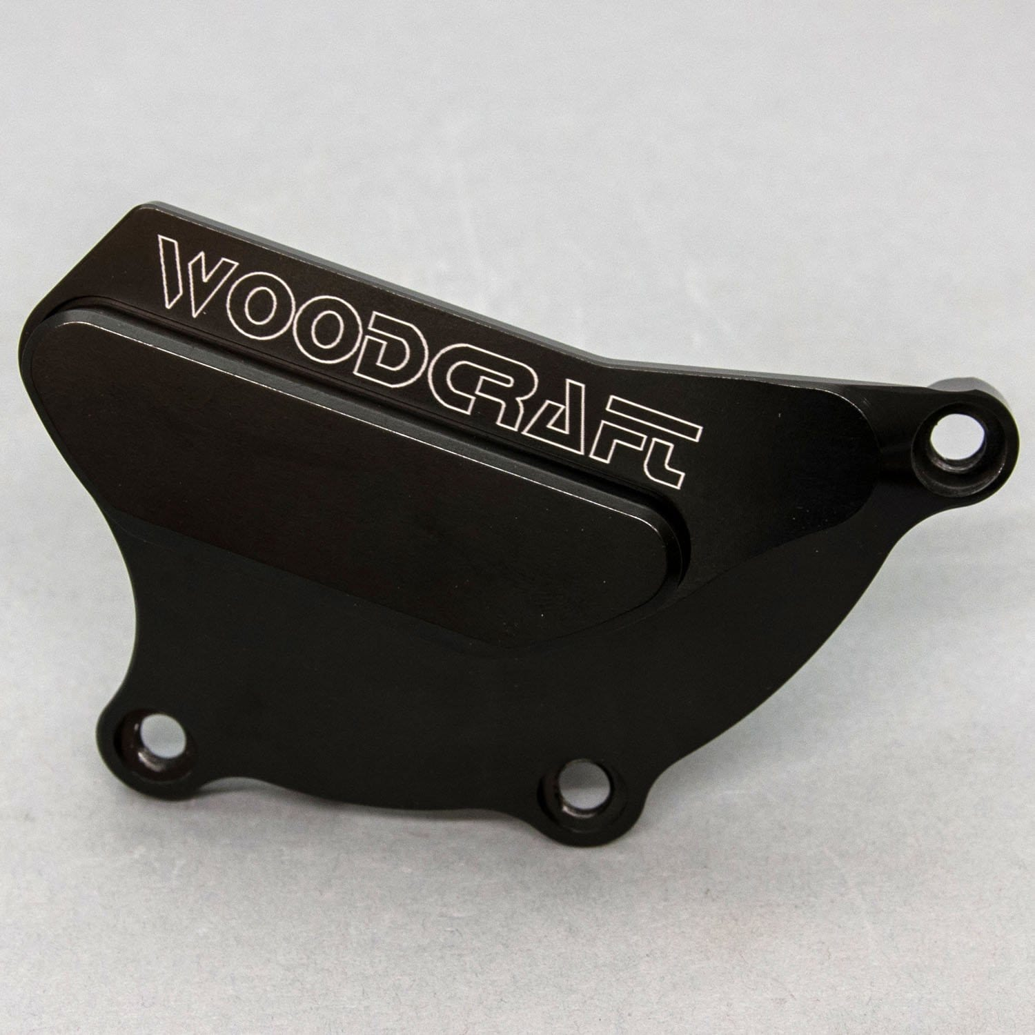 60-0337RB Honda CBR1000RR RHS Clutch Cover Protector - Woodcraft Technologies - Motorcycle Parts