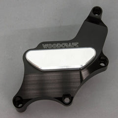 60-0338RB Honda CBR600RR RHS Clutch Cover Protector - Woodcraft Technologies - Motorcycle Parts