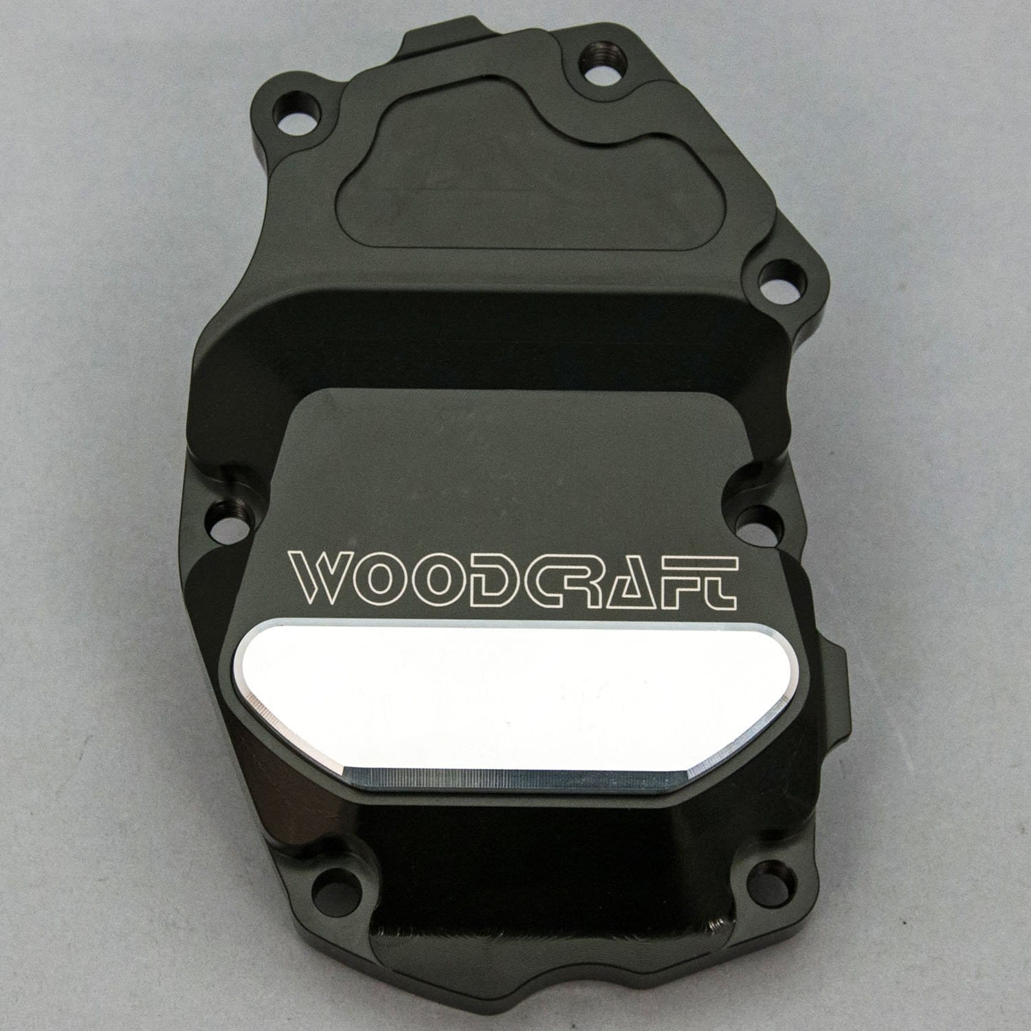 60-0502RB Triumph 675/R RHS Crank/Ignition Trigger Cover - Woodcraft Technologies - Motorcycle Parts