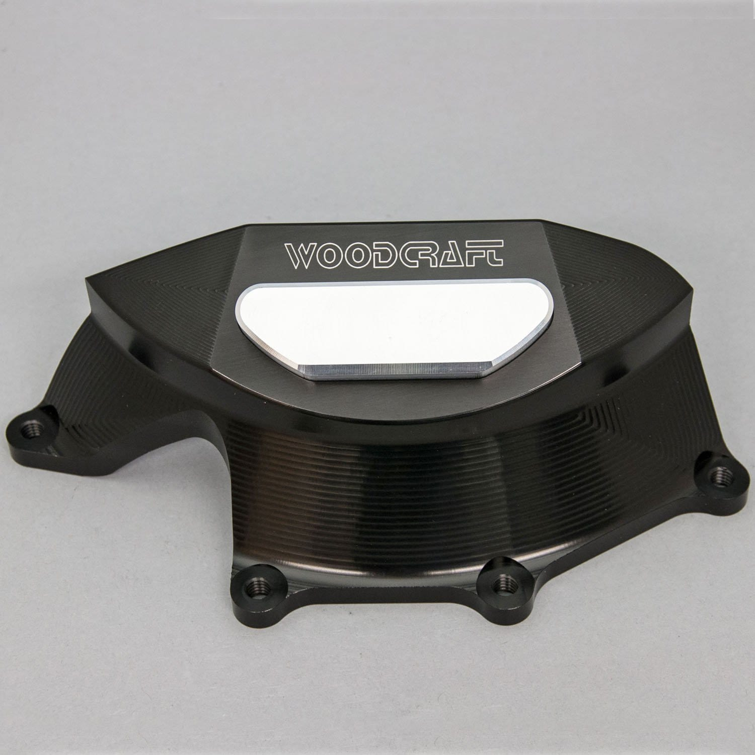 60-0740RB Aprilia RSV4/Tuono V4 RHS Clutch Cover Protector - Woodcraft Technologies - Motorcycle Parts