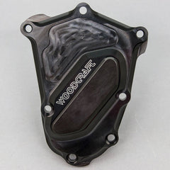 60-0750RB BMW S1000RR/S1000R/S1000XR RHS Crankshaft Cover With Skid Pad - Woodcraft Technologies - Motorcycle Parts