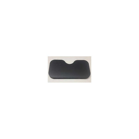 Silicone Pad, Engine Cover Protectors, Black - Woodcraft Technologies - Motorcycle Parts