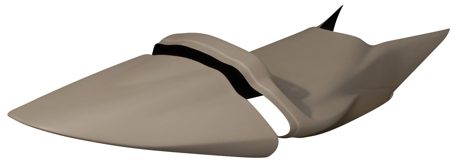 Honda CBR600 2003-2004 SuperBike Tail 2 pc- Pro Series (sb only) - Woodcraft Technologies - Motorcycle Parts