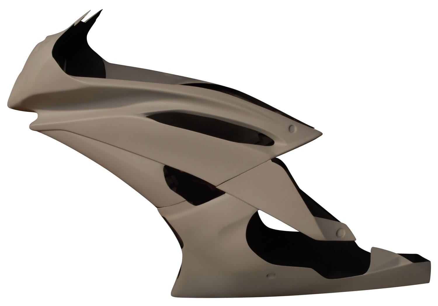 08-16 Yam R6 Upper Fairing - Pro Series - Woodcraft Technologies - Motorcycle Parts