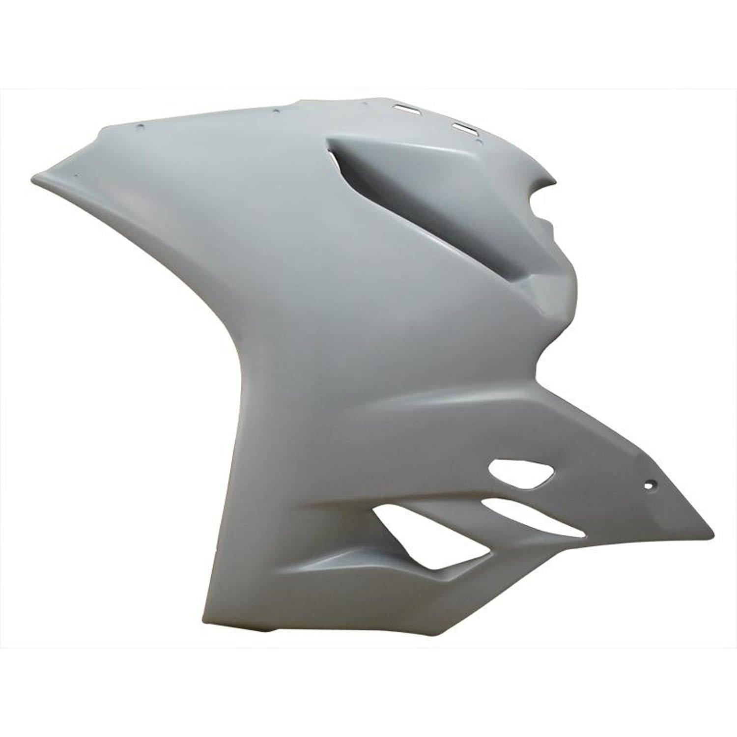 Ducati 1199 Panigale Upper Fairing Left Panel- Pro Series - Woodcraft Technologies - Motorcycle Parts