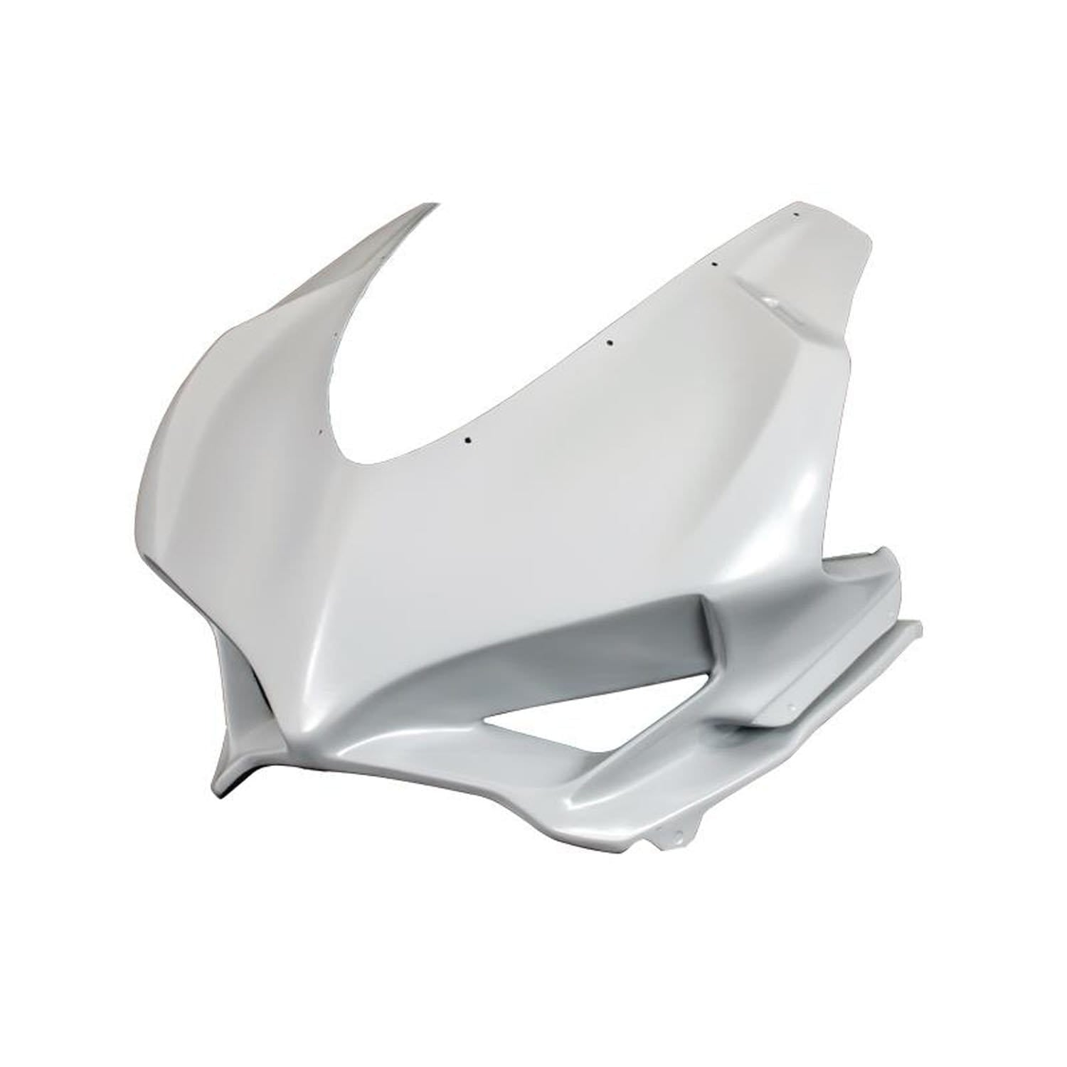 Ducati 1299 Panigale Upper Fairing Front - Pro Series - Woodcraft Technologies - Motorcycle Parts