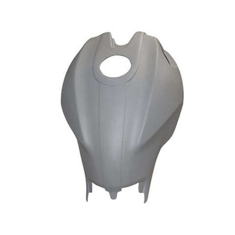 Ducati Monster 1 piece fiberglass tank cover 696 796 1100 - Woodcraft Technologies - Motorcycle Parts