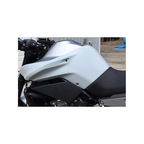 KTM 2019 790 Pro Series SuperSport Tank Cover - Woodcraft Technologies - Motorcycle Parts