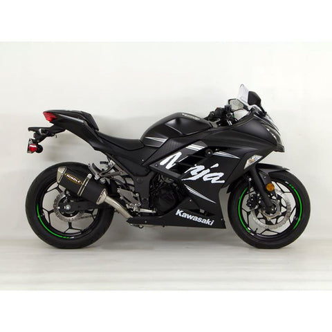 Hindle Evolution Full System Kawasaki Ninja 300 2013-17