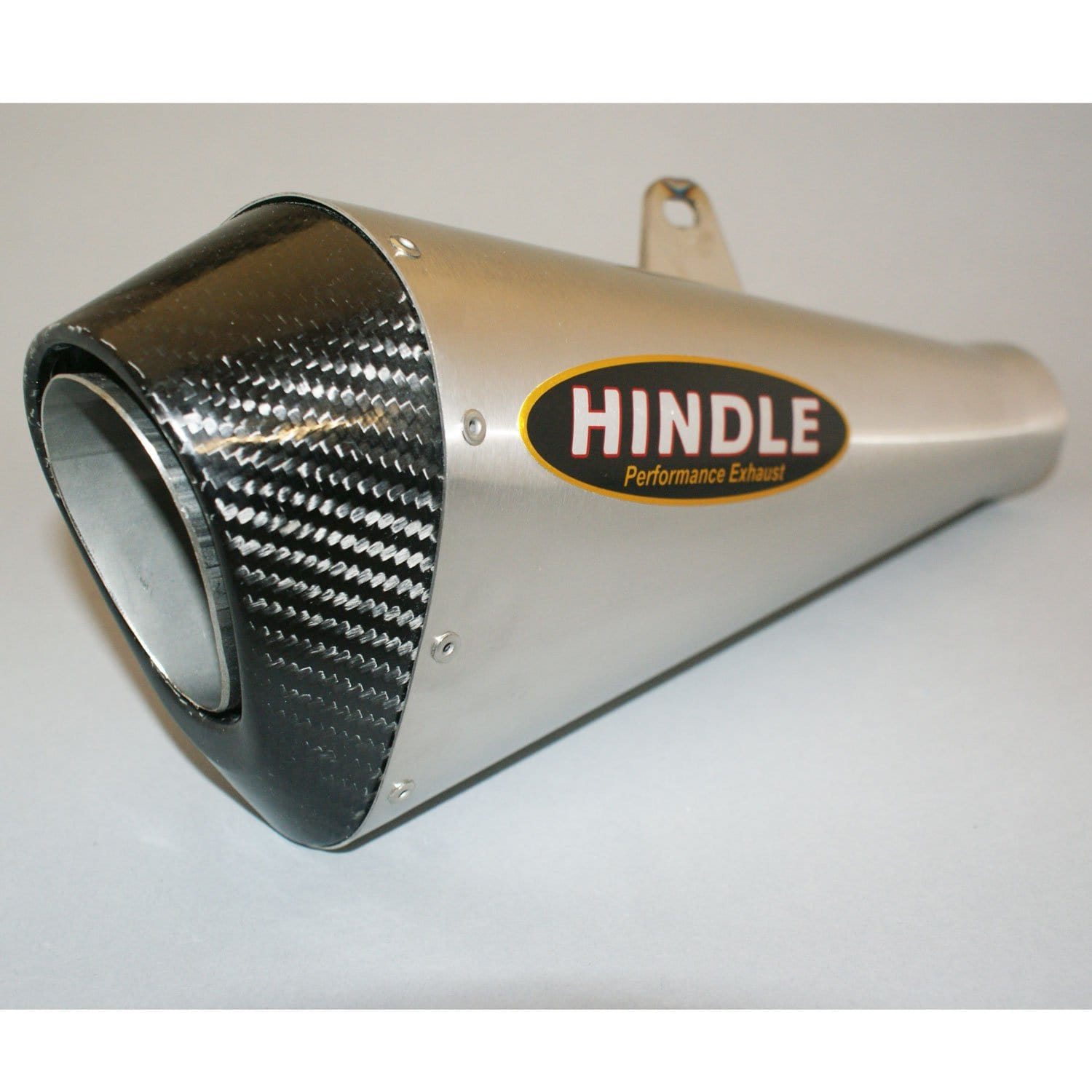 Hindle Evo Megaphone Full System Kawasaki ZX6R/636 2009-20 - Louden Clear Designs